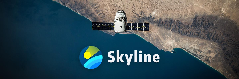 厌倦了千篇一律的静态风景照?用卫星云图做张独一无二的动态壁纸:Skyline | App+1