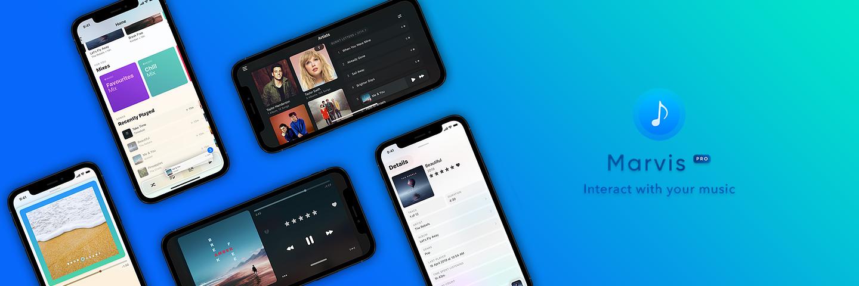 好看好用的 Apple Music 播放器,你可以自己「做」一个:Marvis Pro | App+1
