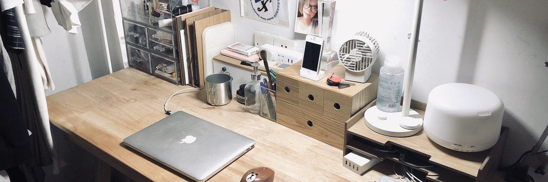 愿生活平凡而通透 —— 我的桌面,我的家