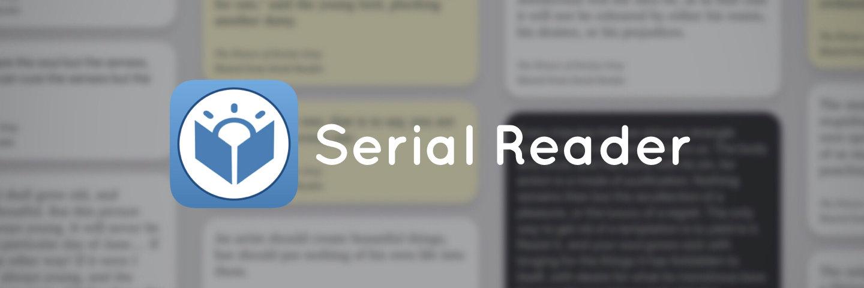 把英文原著变连载:Serial Reader