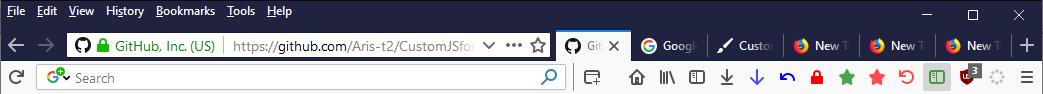 《从好看到好用,定制属于自己的 Firefox 浏览器》