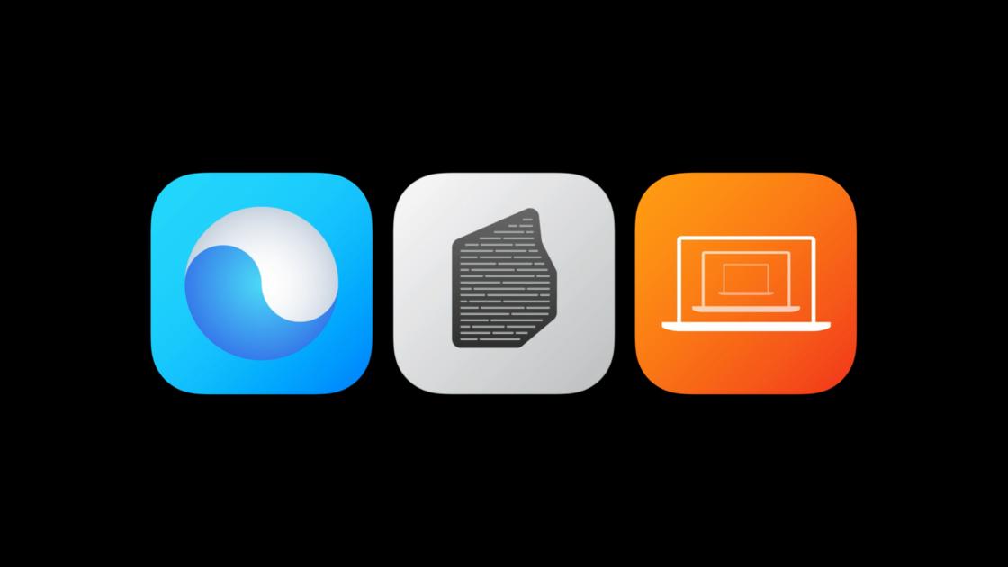 iOS、macOS 大变样,「苹果芯」Mac 今年开售:WWDC 发布会回顾