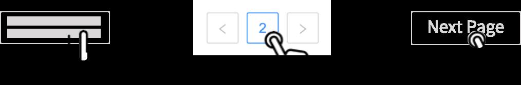 滚动加载 分页器加载 点击下一页加载