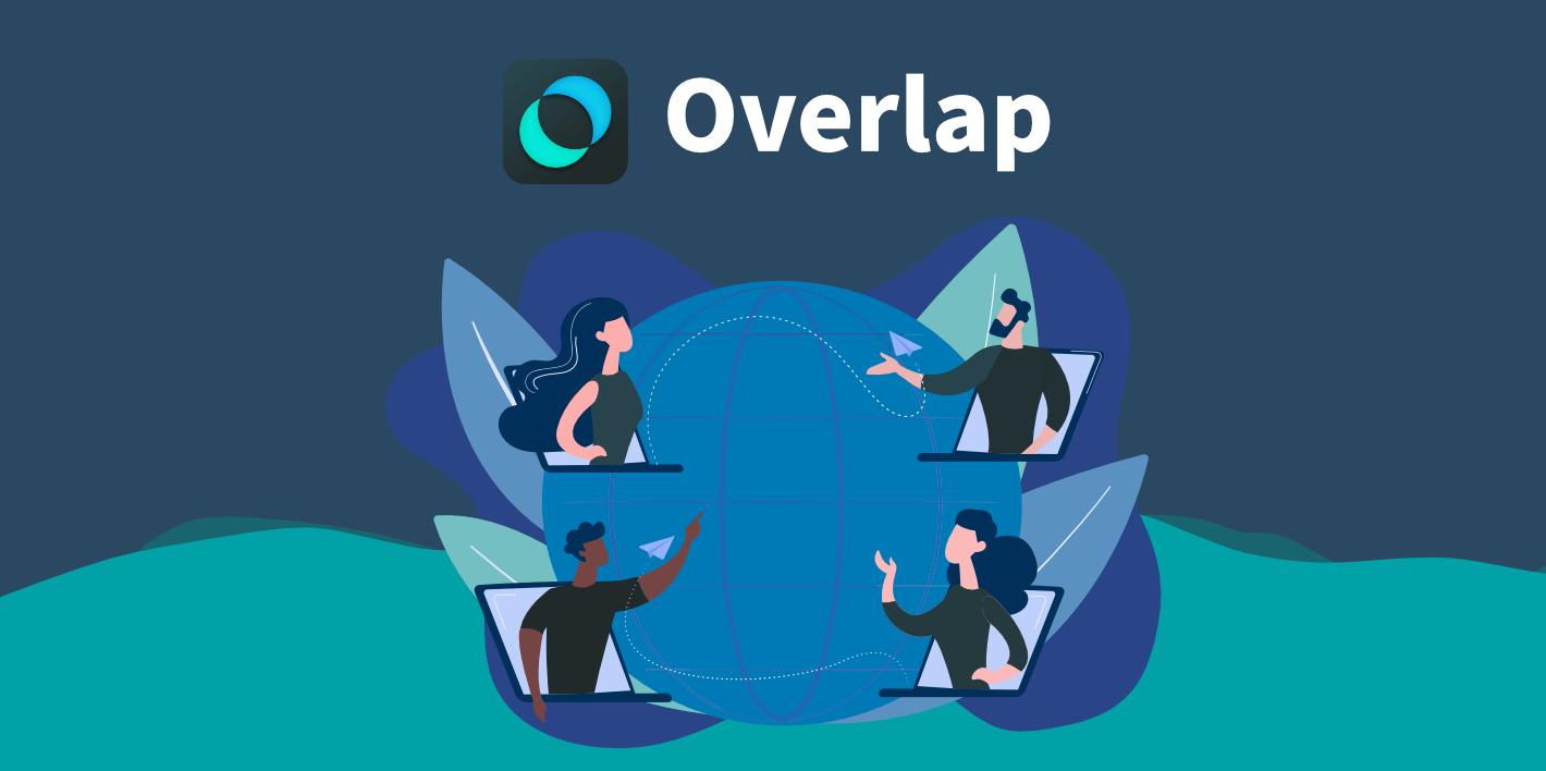 Overlap:最实用的智能世界时钟,助你寻找完美时间