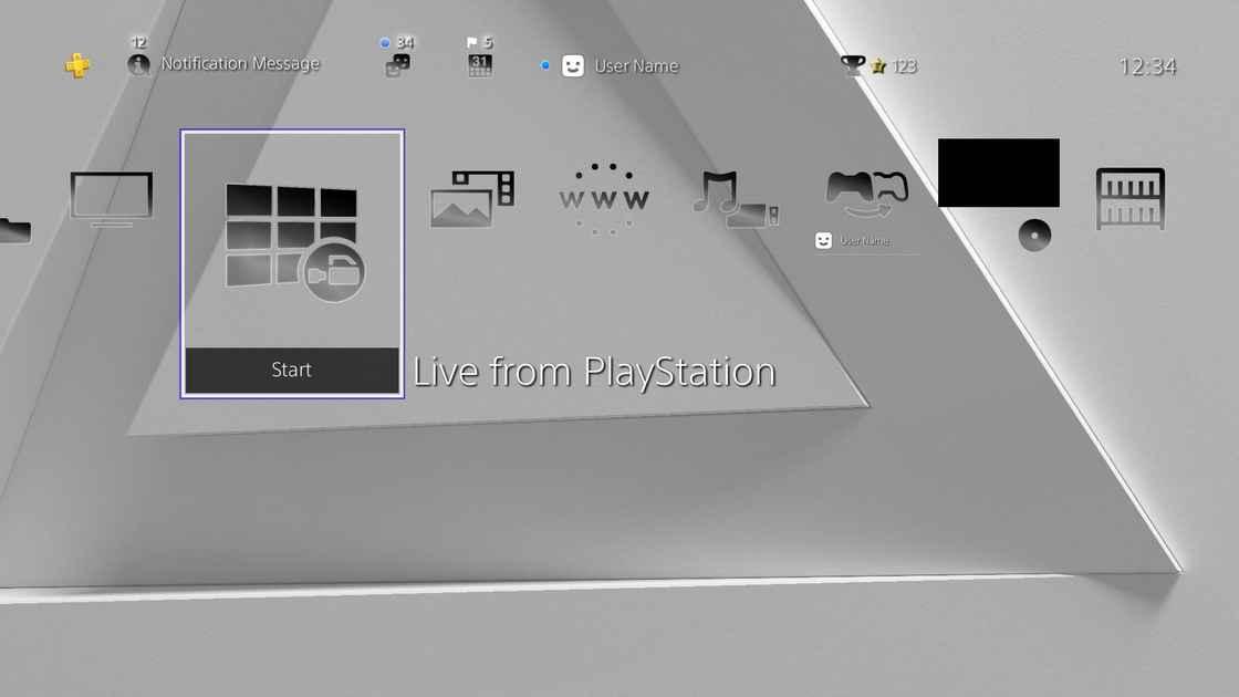 PS4动态主题