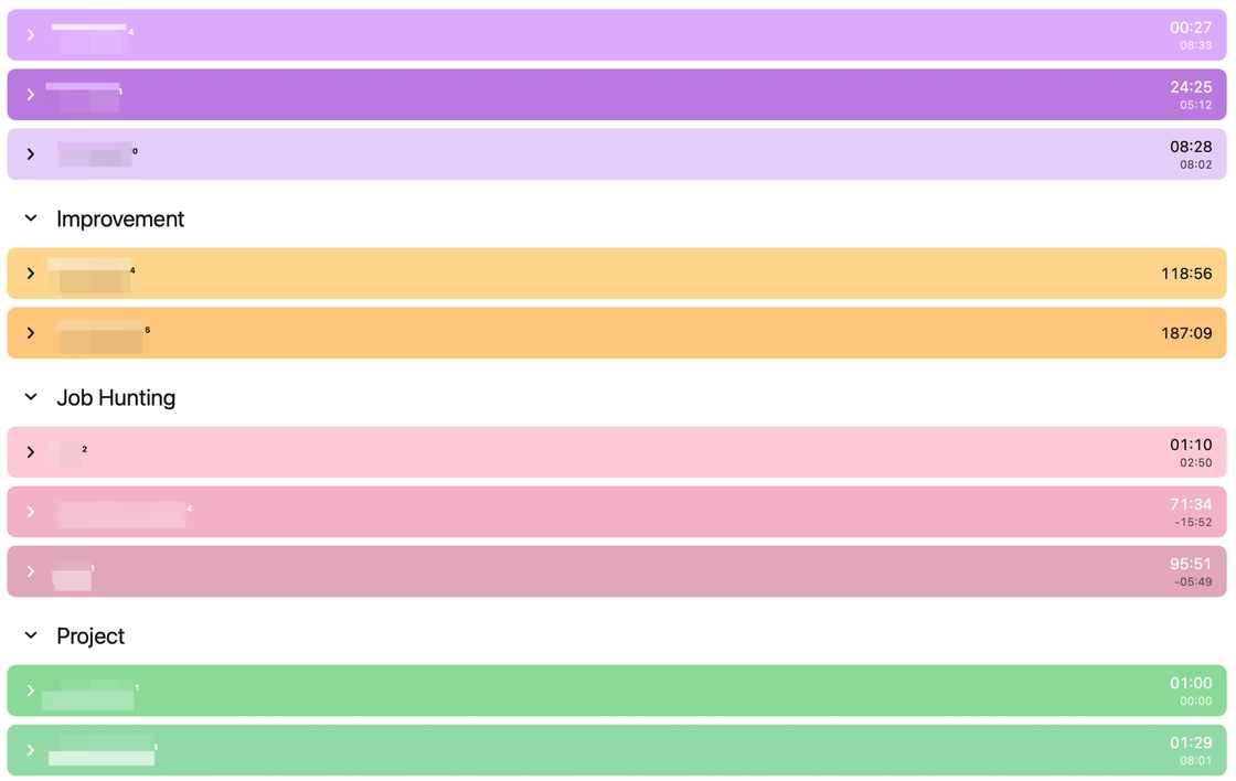 Project Color Palette