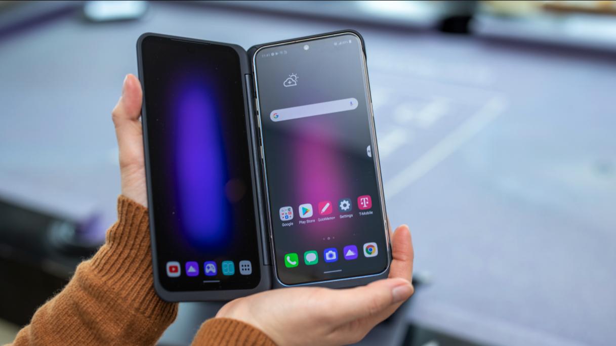 孤高舞者:LG 智能手机设计编年史