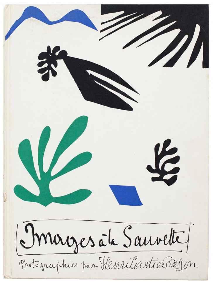 Henri Cartier-Bresson, Images à la Sauvette (Verve, 1952), cover © Henri Cartier-Bresson / Magnum Photos