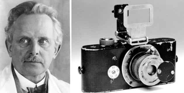 Video: The story of Oskar Barnack, the inventor of the original Leica -  Australian Photography