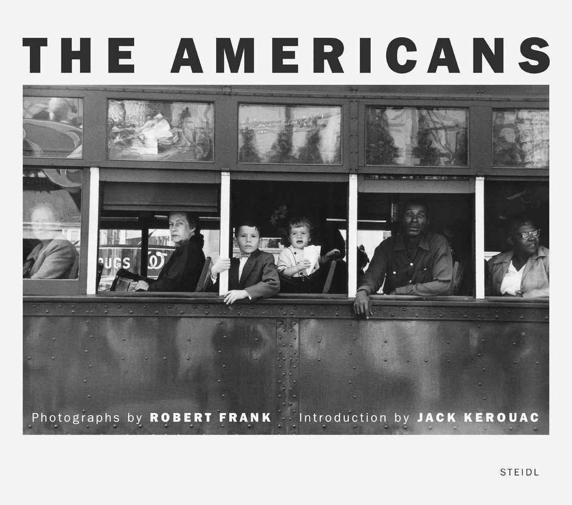 The Americans: Frank, Robert, Kerouac, Jack: 9783865215840: Amazon.com:  Books