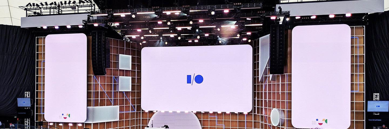 Google I/O 2019 开幕,这是首日发布会的四大亮点