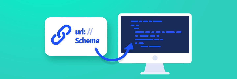 在 macOS 中使用 URL Schemes