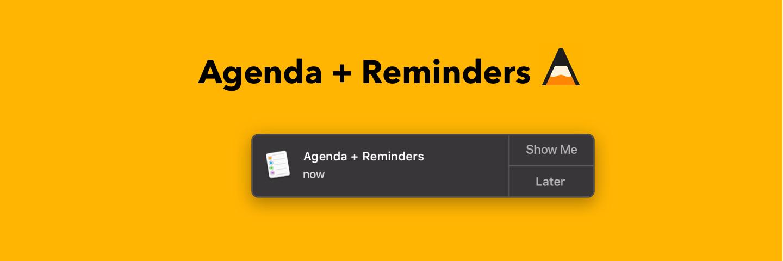 记条笔记就能不忘重要的事情,这款笔记工具想包办你的一切:Agenda 6