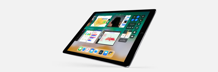 iOS 11 为 iPad 带来了什么新功能?用 16 张动图让你看过瘾