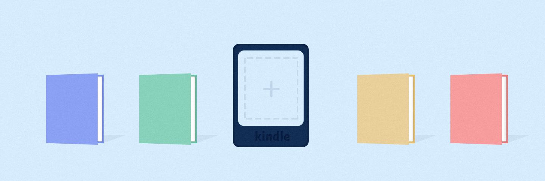 除了用数据线,还有哪些方法可以把书传到 Kindle 里?| 新手问号