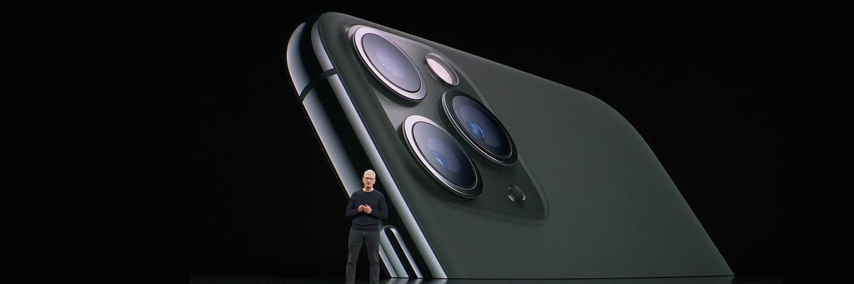 新 iPhone 售价 5000 元起,每款都有超广角镜头:苹果秋季发布会回顾