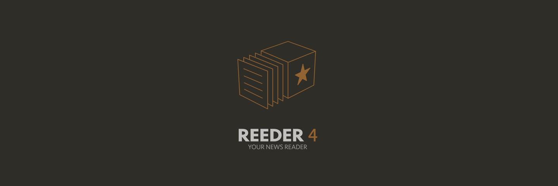 一切只为给你更好的阅读体验,老牌 RSS 阅读器 Reeder 更新 4.0