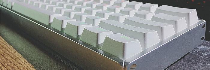 小而精致的定制化机械键盘:iQunix F60 体验
