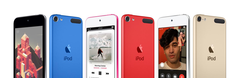 新款 iPod touch 发布:升级至 A10 Fusion 芯片,售价 1599 元起
