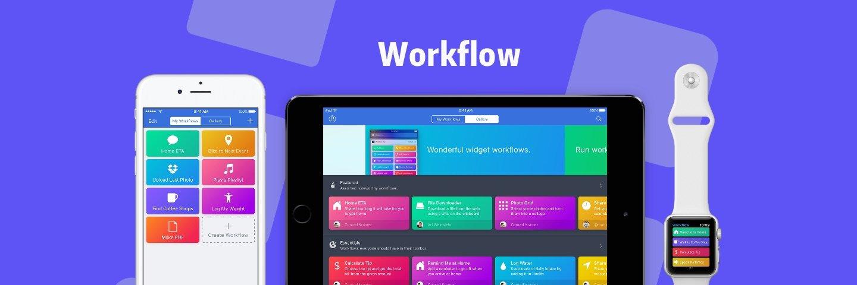 iOS 效率神器 Workflow 怎么用?跟着这篇入门指南从零开始   新手问号