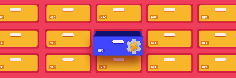 用 Tasker 与 NFC 实现物品管理