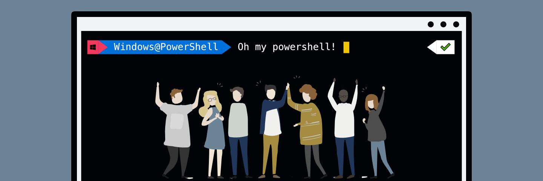 5 个 PowerShell 主题,让你的 Windows 终端更好看