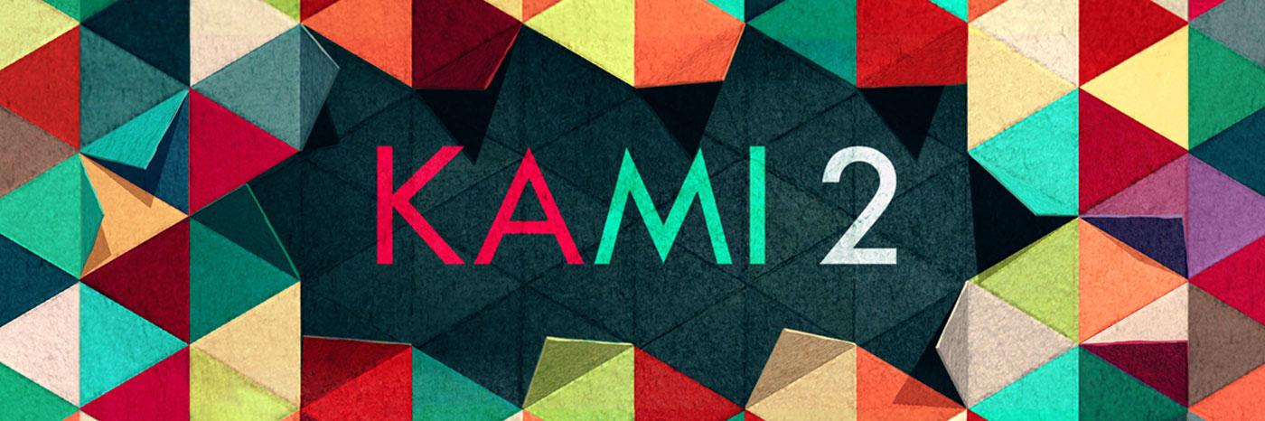 延续经典玩法,带来新奇创意的折纸解谜游戏:KAMI 2