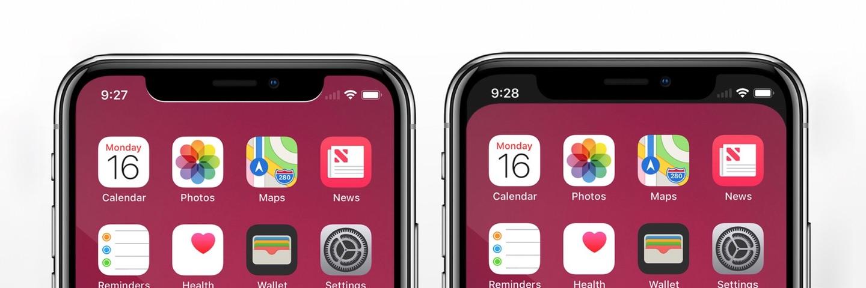 不喜欢 iPhone X 的刘海?让 Notcho 帮你生成「去刘海壁纸」  App+1