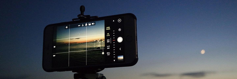 分享过很多手机摄影心得,这次我想谈谈手机摄影的现在和将来丨2017 年度征文