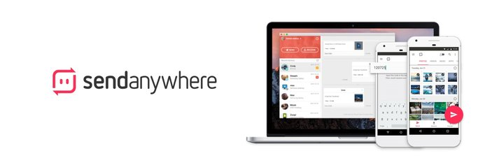 免费全平台的文件分享利器:SendAnywhere