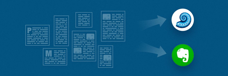 DEVONthink 和 Evernote,谁是更好的知识管理工具?