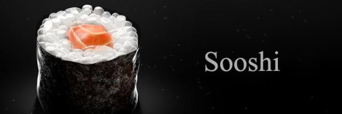 是寿司,更是艺术:Sooshi