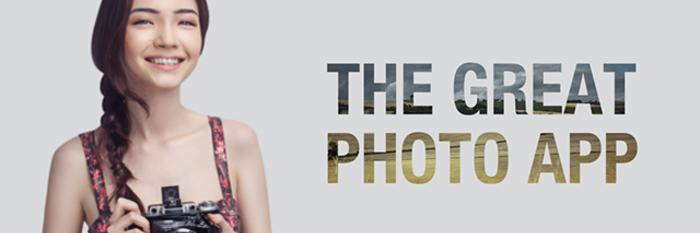 口袋中的互动摄影课堂:The Great Photo App