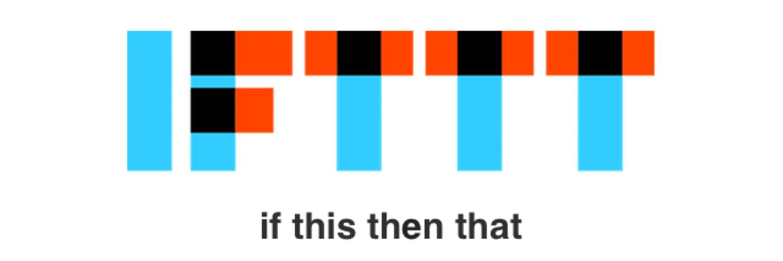 触发你的智能生活:IFTTT 入门