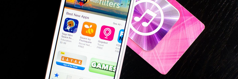 iOS 基础教程:如何兑换 iTunes 礼品卡/兑换码