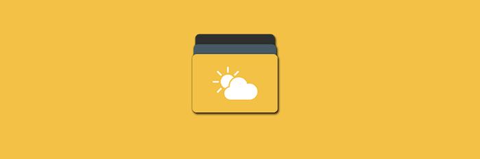 天气时光机:Weather Timeline