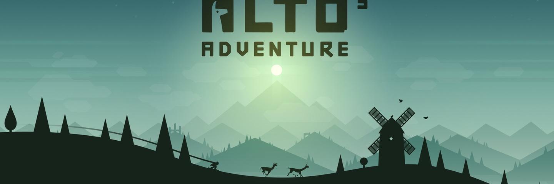 一切宛如一场梦,光影间的滑雪之旅:Alto's Adventure 奥托的冒险