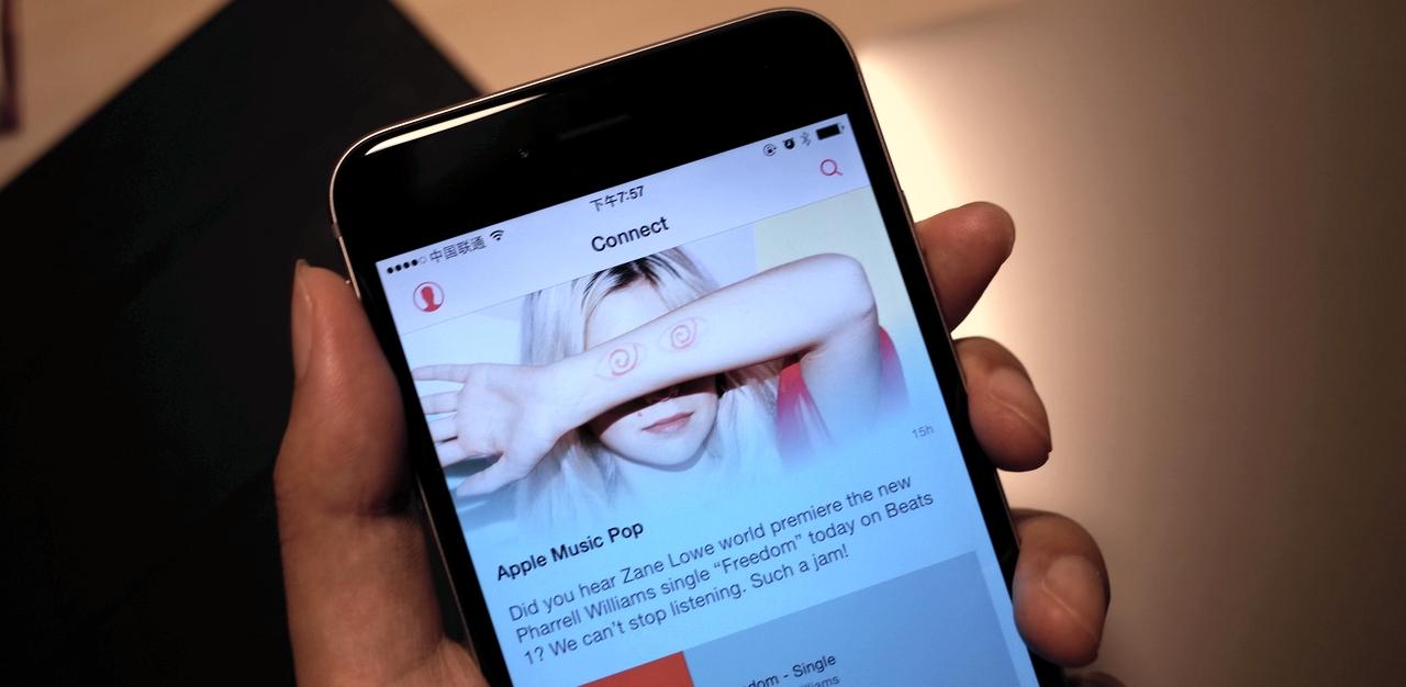 谈谈 Apple Music,这个要革命音乐的苹果新服务