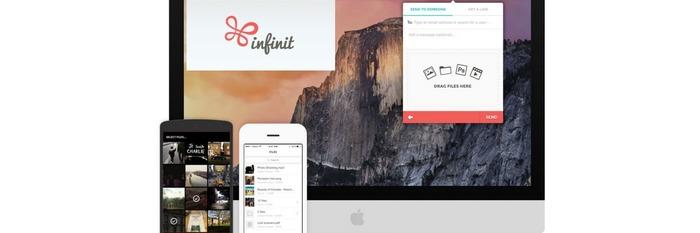 基于网络的免费跨平台文件传输:Infinit