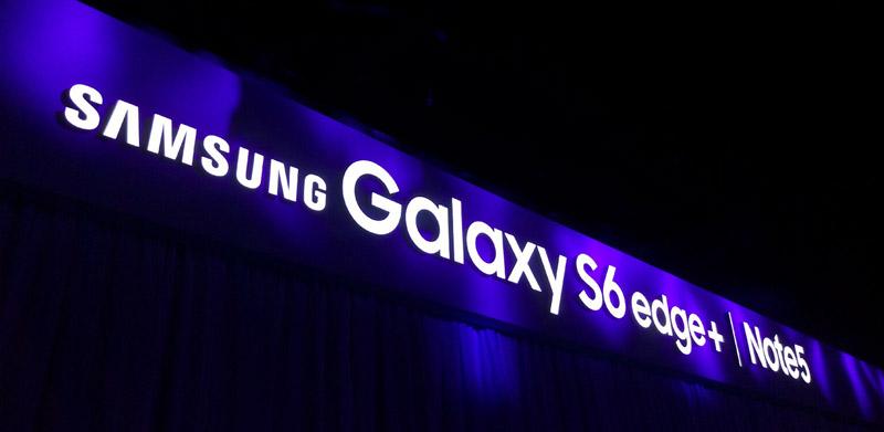 三星双「舰」强势登陆: Galaxy S6 edge + / Note5 国行版发布