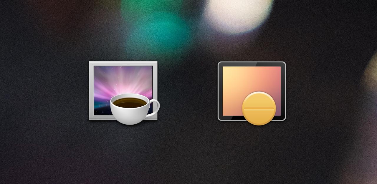 要想 Mac 跑得好,先喝咖啡后补药:防休眠工具 Caffeine Amphetamine