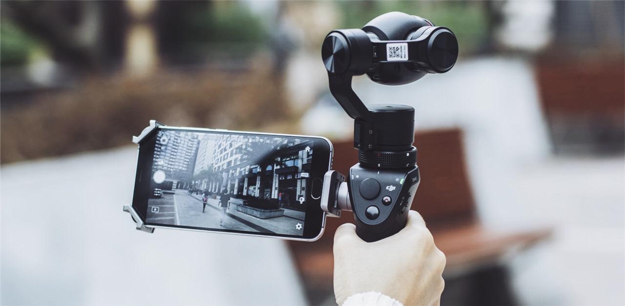 专治手抖的自拍杆:DJI 大疆手持云台相机 Osmo 体验
