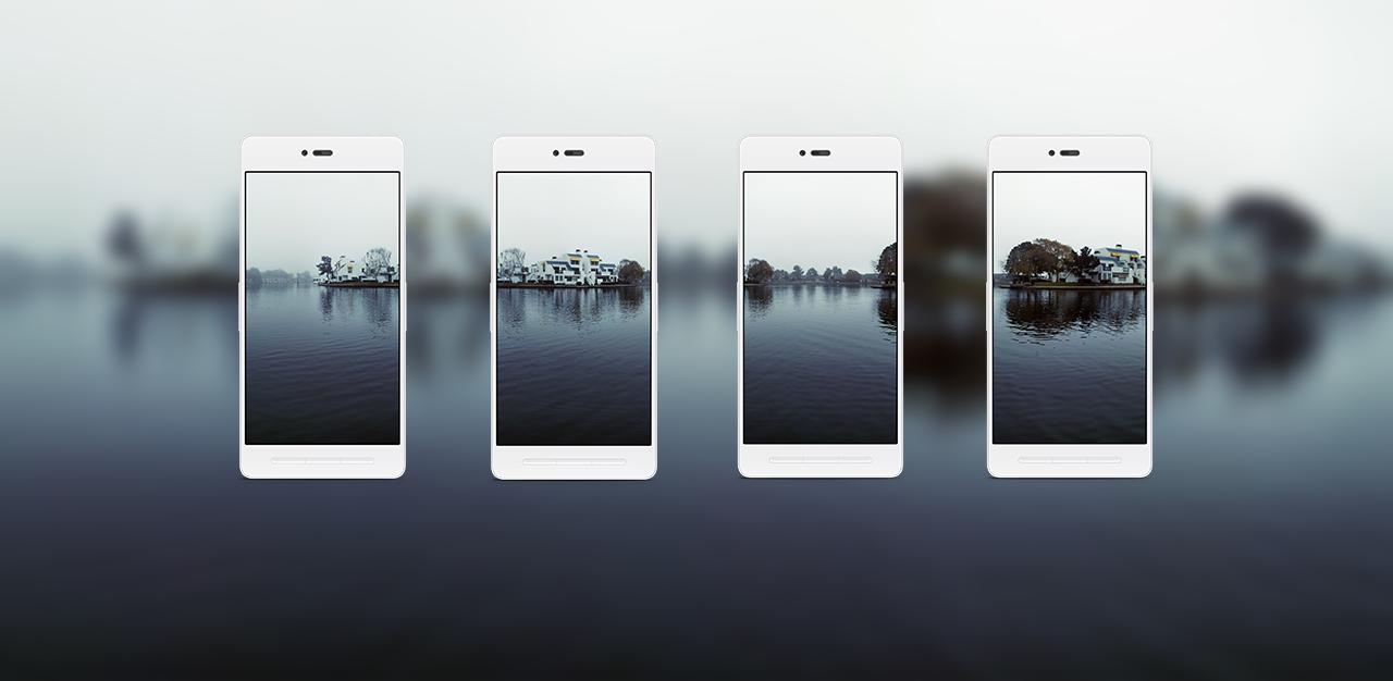 用手机拍全景照片,还有这么多玩法   手机摄影技巧