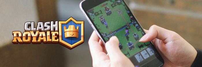 部落冲突 COC 同门新作,卡牌攻防策略游戏:皇室战争 Clash Royale 评测