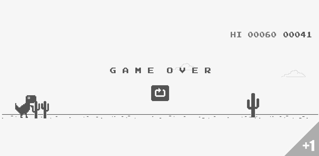 Steve:你现在可以在 iOS 通知中心玩 Chrome 的恐龙游戏了丨App+1