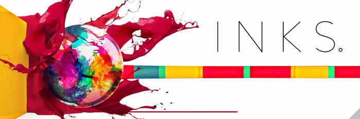 INKS,艺术泼墨与弹球游戏完美结合丨App+1