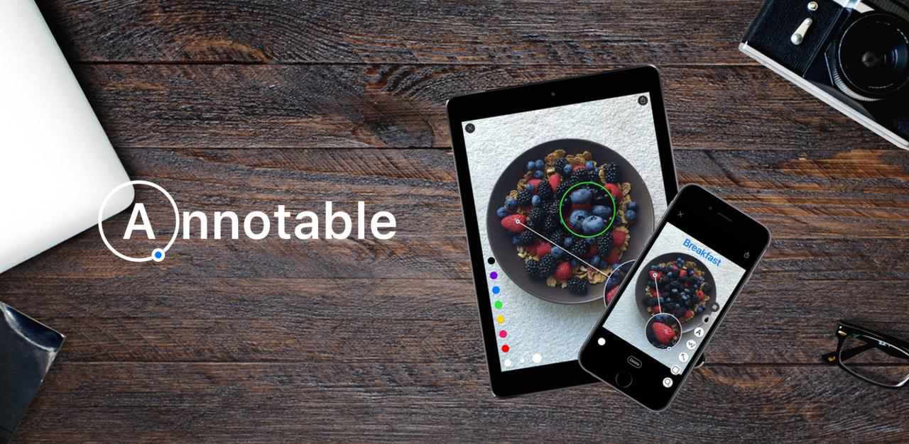 这个工具,打算替换掉你整个「图片标注」文件夹:Annotable 评测