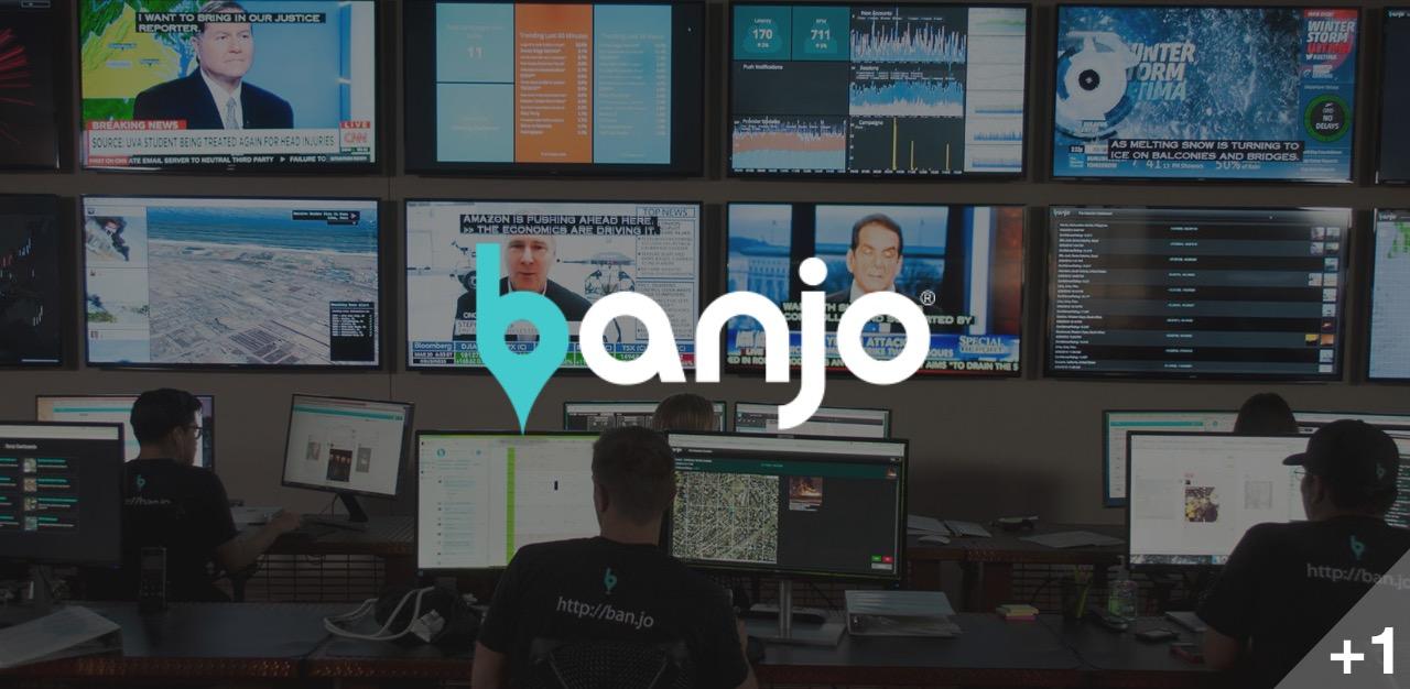 Banjo,每个人都能参与新闻的制造与传播 | App+1