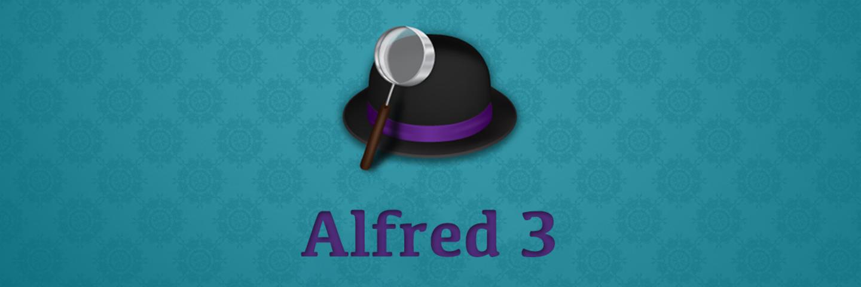 它已不仅仅是一款 Mac 效率启动器:Alfred 3.0 新版详解