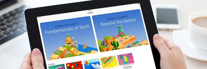 具透丨苹果带你用最有趣的方式学编程:iOS 10 Swift Playgrounds 详解
